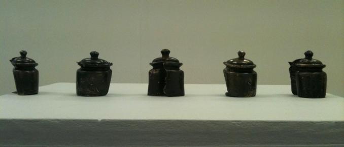 Bronze 9 x 6 x 5 cms 2013