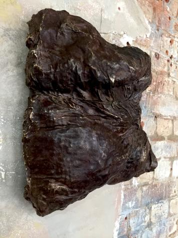 Bronze 42 x 40 x 10 cms 2015